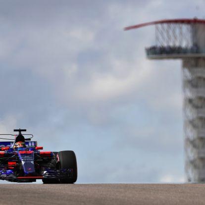 F1: A legemlékezetesebb pillanatok az Egyesült Államokból