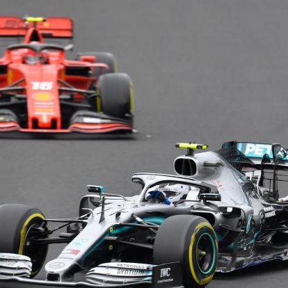 Egyesült Államok Nagydíja - Lewis Hamilton hatodszor világbajnok
