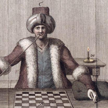 Királyi játék - Kempelen Farkas világraszóló átverése