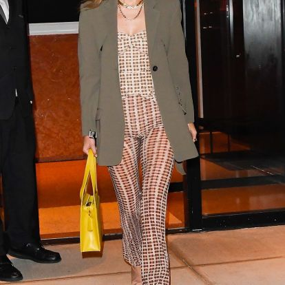 7 Pant Trends Celebrities take off their skinny jeans 2019