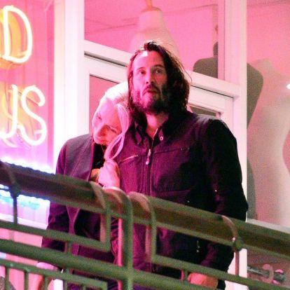 Tko je nova djevojka Keanu Reevesa?
