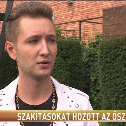 Szakításokat hozott az ősz / Tények.hu videó