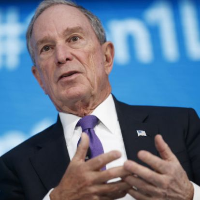 Michael Bloomberg mégis indulhat a 2020-as elnökválasztáson