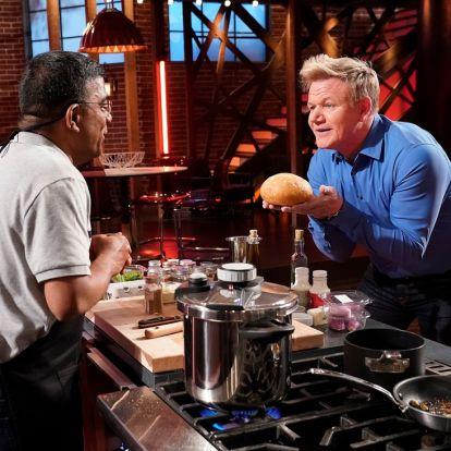 """""""Ez nem rock and roll. Ez csak főzés, a fenébe is!"""" – Boldog születésnapot, Gordon Ramsay!"""