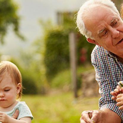 Hogyan vehet részt egy nagyszülő az unokái életében?