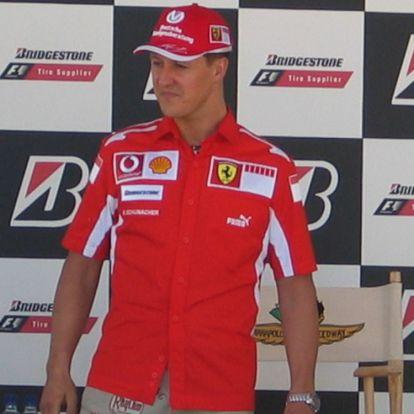 Schumacher felesége megszólalt: családi titkokat árult el