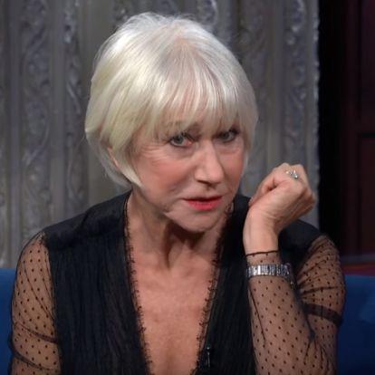 Borzasztó kínos sztorit mesélt arról Helen Mirren, milyen volt II. Erzsébettel teázni