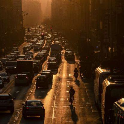 Városi szmog: nem a lakosság a hibás