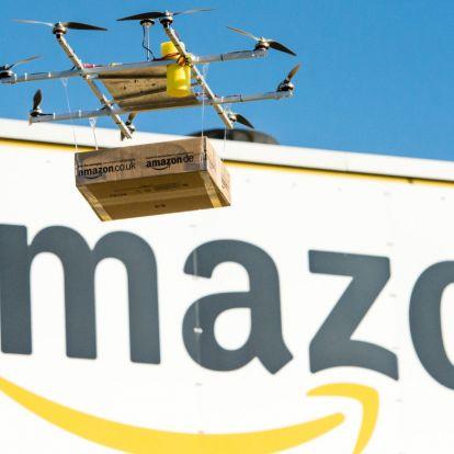 Kínos megegyezésen van túl az Amazon
