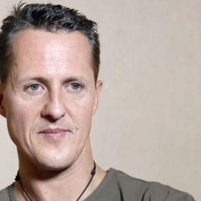 Megszólalt Michael Schumacher menedzsere