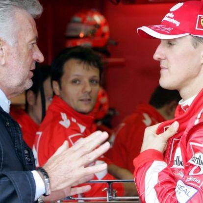 Schumacher korábbi menedzsere: Biztos vagyok benne, hogy látni fogjuk még