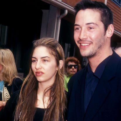 A hét legmenőbb dolga Keanu Reeves 46 éves barátnőjének bemutatása