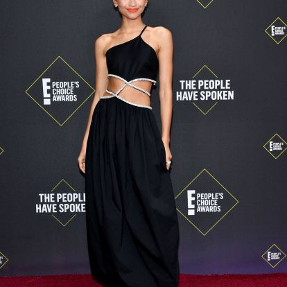 The fanciest red carpet looks out of the Peoples Choice Awards 2019