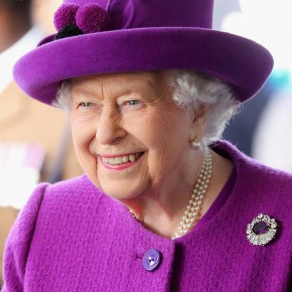The Queen has (mostly) given up fur