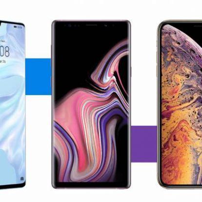 Íme a legmodernebb Huawei okostelefon!