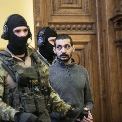 Könyörgött a bírónak az ISIS-tagsággal vádolt férfi, hogy ne végezzék ki