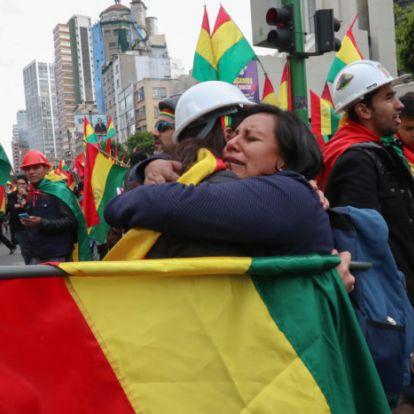 Putyin jobban teszi, ha figyelemmel kíséri a bolíviai káoszt