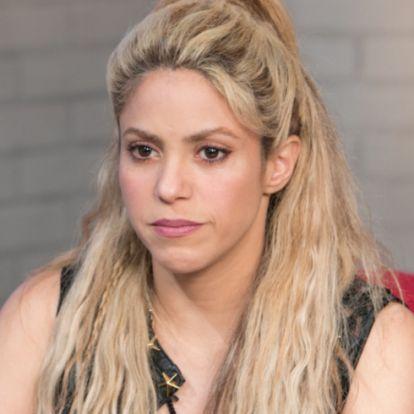 Shakira majdnem örökre elveszítette hangját