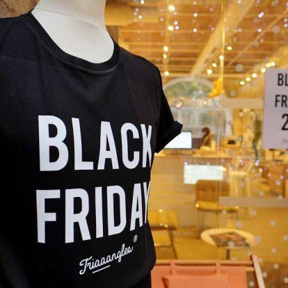 Black Friday: nem hagyják magukat átverni a vásárlók