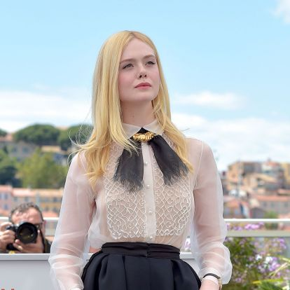 Elle Fanning dominated 28 times in 2019 2019
