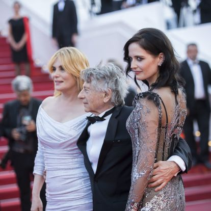 Polanski, acusado de violación por una actriz francesa
