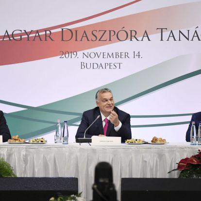 Orbán: Bevándorlásellenes politika kell, magyart csak magyarral lehet pótolni