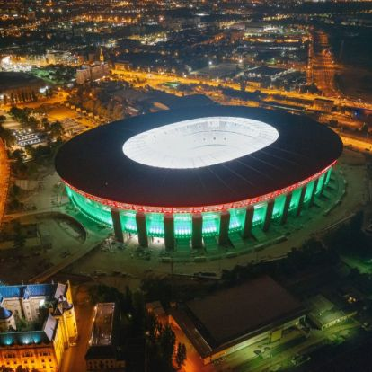 Brand New Puskás Arena Opens on Friday with Prestigious Inauguration Match