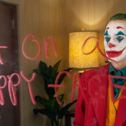 A Joker lett az első egymilliárd dollárt termelő korhatáros film