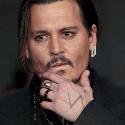 Johnny Depp szó szerint halálra issza magát