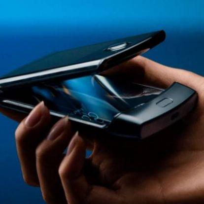 Lélegzetelállító mobillal támad a Motorola