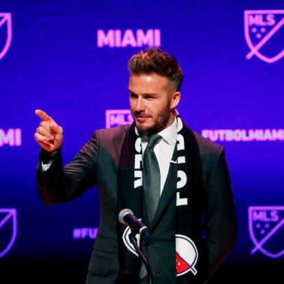 Légiósok: David Beckham csapatához igazolhatnak az MLS-ben játszó magyarok