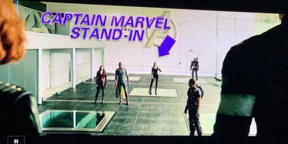 Az Utron kora egy új kimaradt jelenete felfedi, hogyan bukkant volna fel Marvel Kapitány a második Bosszúállókban