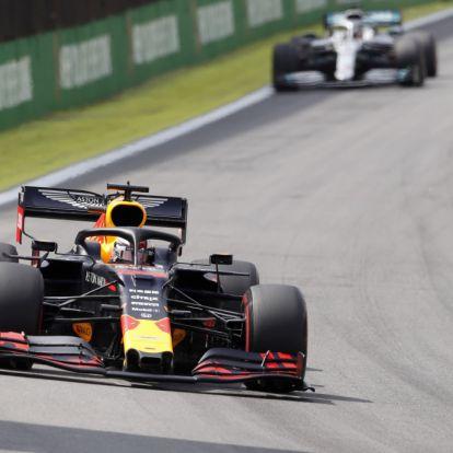 Kiejtette egymást a két Ferrari a Brazil Nagydíjon
