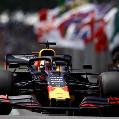 Verstappen nyerte a Brazil Nagydíjat, egymást nyírták ki a Ferrarik