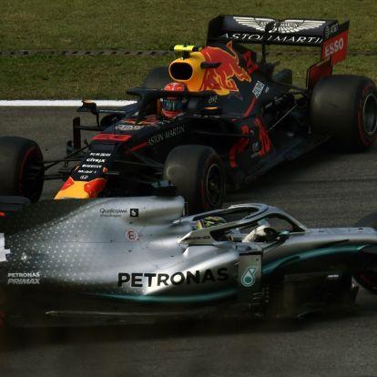 F1: Kiderült, megtarthatja-e dobogóját Hamilton