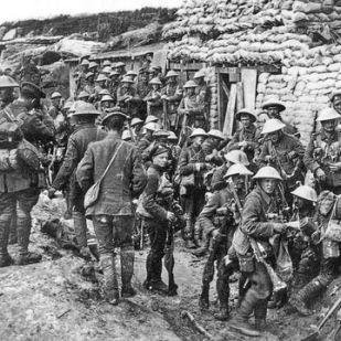 Lelkes, de felkészületlen katonák adták az antant támadás gerincét a Somme-nál
