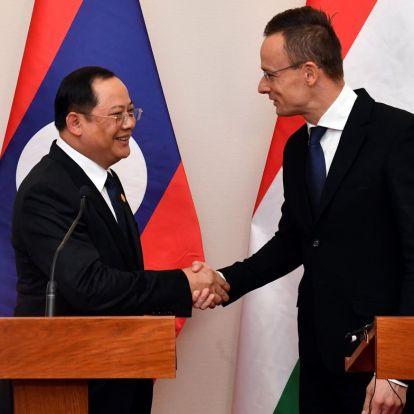 Az élelmiszer-biztonságról kötött megállapodást a magyar és a laoszi kormány