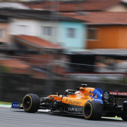 F1: Hamilton elbukta a dobogót, Sainz megtarthatta