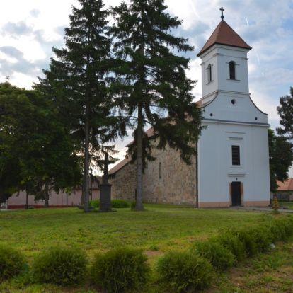 Tereskén található Magyarország egyik legkülönlegesebb temploma