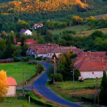 Egy kis nógrádi falu, amelynek még a neve is szívet melengető