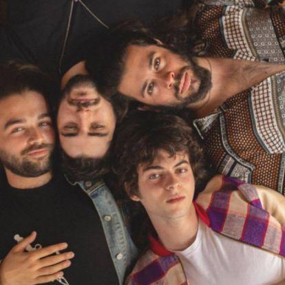 """Chelsea Boots, el grupo español que revive el rock británico de los 60: """"Lo queremos todo"""""""