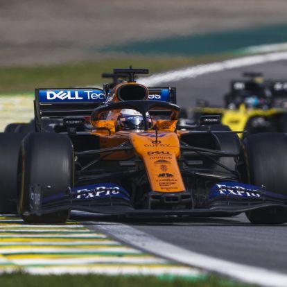 2072 nap után művelt csodát a McLaren