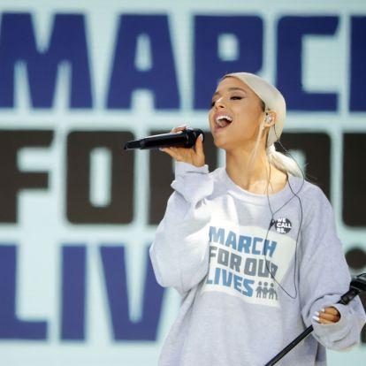 Ариана Гранде может отменить тур из-за серьезных проблем со здоровьем