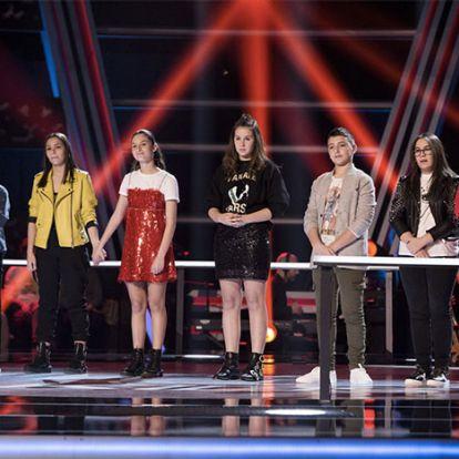 'La Voz Kids' ya tiene a sus primeros semifinalistas