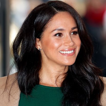 There's a lovely reason why Meghan wears three rings on her ring finger