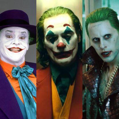 Íme Joker 15 legemlékezetesebb megjelenése (galéria) - Mafab.hu