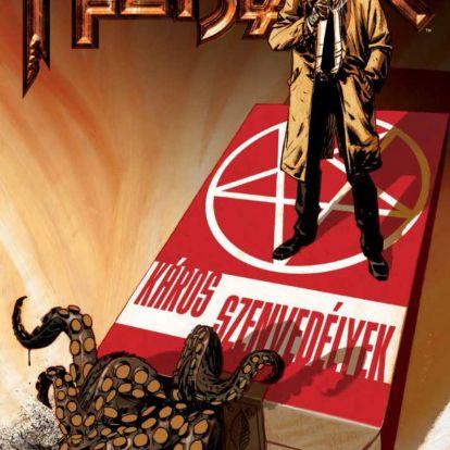 Képregénykritika – Garth Ennis: John Constantine, Hellblazer – Káros szenvedélyek (2019)