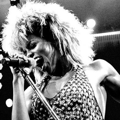 Az egyetlen és utánozhatatlan Tina Turner