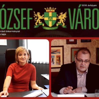 A Józsefváros újság objektivitását Gyurcsány volt titkára és a 168 óra ex-főszerkesztője biztosítja
