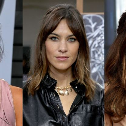 The best pony for any face shape, such a celebrity hairdresser 2019
